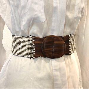 Beaded Boho Belt